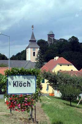 Klöch in der Region Bad Radkersburg